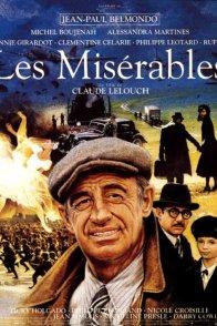 Affiche du film : Les misérables