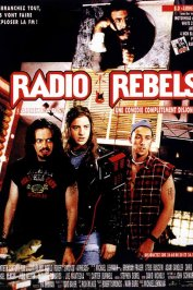 background picture for movie Radio rebels