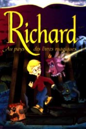 background picture for movie Richard au pays des livres magiques