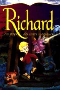 Affiche du film : Richard au pays des livres magiques