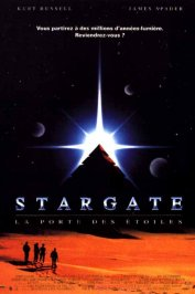 background picture for movie Stargate