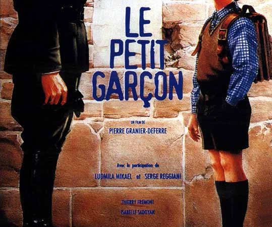 Photo du film : Le petit garcon
