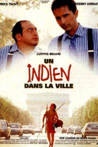 Affiche du film : Un indien dans la ville