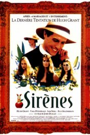 background picture for movie Sirenes