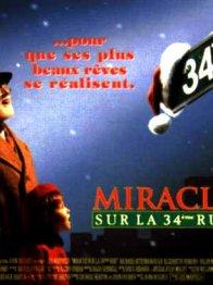 Affiche du film : Miracle sur la 34ème rue
