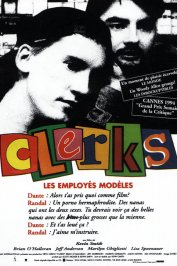 background picture for movie Clerks, les employés modèles