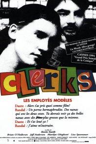 Affiche du film : Clerks, les employés modèles