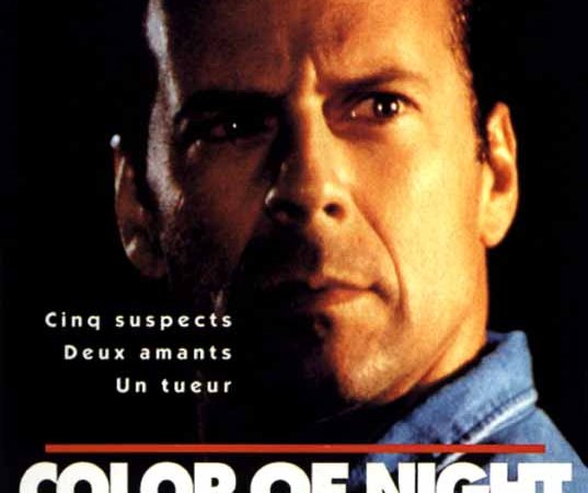 Photo du film : La couleur de la nuit