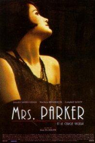Affiche du film : Mrs parker et le cercle vicieux