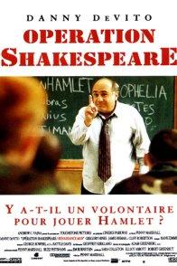 Affiche du film : Operation shakespeare