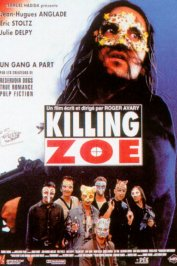 background picture for movie Killing zoe