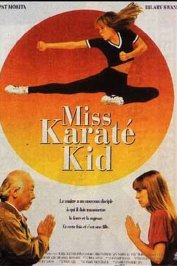 background picture for movie Miss karate kid