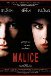 background picture for movie Malice