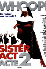 background picture for movie Sister act acte 2