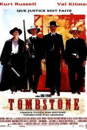 background picture for movie Tombstone
