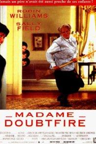 Affiche du film : Madame Doubtfire