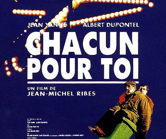 Photo du film : Chacun pour toi