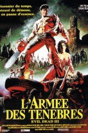 background picture for movie Evil Dead III : L'armée des tenebres