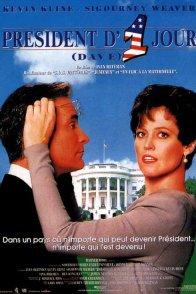 Affiche du film : President d'1 jour