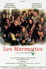 background picture for movie Les marmottes