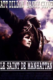 background picture for movie Le saint de manhattan