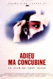 background picture for movie Adieu ma concubine
