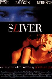 background picture for movie Sliver