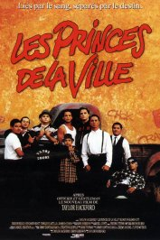 background picture for movie Les princes de la ville