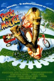 background picture for movie Denis la malice