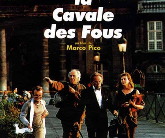 Photo du film : La cavale des fous