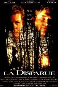 Affiche du film : La disparue