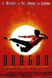 background picture for movie Dragon l'histoire de bruce lee