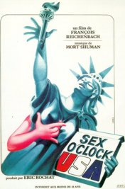 Affiche du film Sex o'clock USA