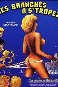 Affiche du film : Les branches a saint tropez