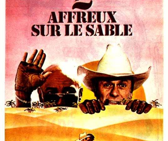 Photo du film : Deux affreux sur le sable