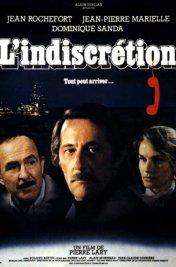Affiche du film L'indiscretion