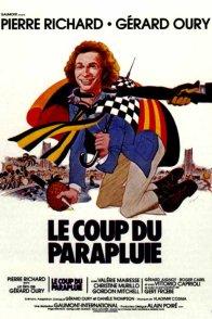 Affiche du film : Le coup du parapluie