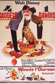 background picture for movie Quatre bassets pour un danois