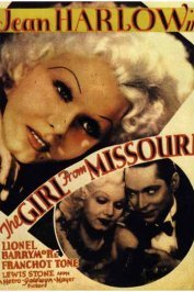 background picture for movie The girl from missouri