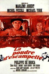 Affiche du film : La poudre d'escampette