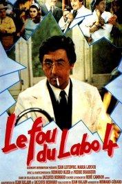background picture for movie Le fou du labo 4