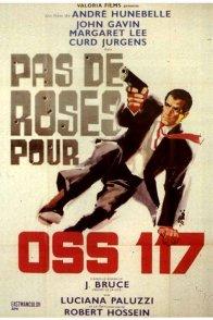 Affiche du film : Pas de roses pour OSS 117