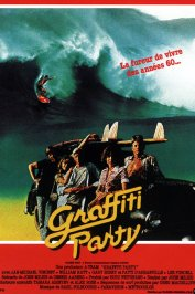background picture for movie Graffiti party