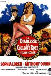 background picture for movie La diablesse en collant rose