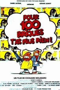 Affiche du film : Pour 100 briques t'as plus rien