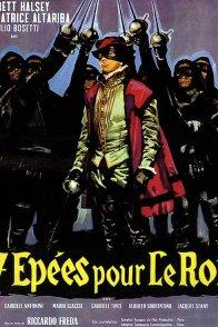Affiche du film : Sept epees pour le roi