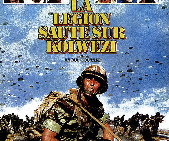 Photo du film : La legion saute sur kolwezi