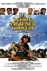 Affiche du film : La legion saute sur kolwezi