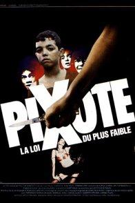 Affiche du film : Pixote, la loi du plus faible