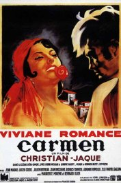background picture for movie Carmen